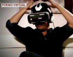 El plató y el público de 'Un tiempo nuevo', revolucionados por unas gafas de porno virtual