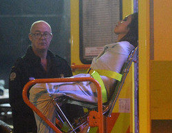 Celina se desmaya en 'The X Factor' después de que su grupo, 4th Impact, fuese eliminado