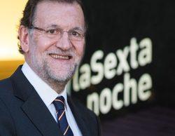 Mariano Rajoy visita, por primera vez, laSexta y acudirá al plató de 'laSexta noche'