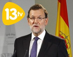 Mariano Rajoy será entrevistado en 13tv el jueves 3 de diciembre
