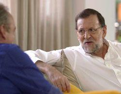 Mariano Rajoy agradece a Bertín Osborne la invitación a 'En la tuya o en la mía'
