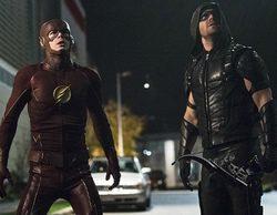 La primera parte del crossover Arrow-Flash no altera la audiencia de 'The Flash'
