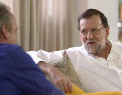 Mariano Rajoy da un nuevo récord a 'En la tuya o en la mía' (23%) tras seducir a más de 4,3 millones