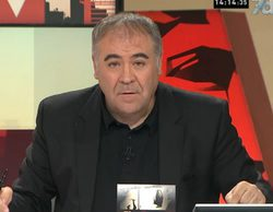 'Al rojo vivo' critica que TVE no les cediera imágenes de Sánchez con Bertín, pero sí lo haya hecho con Rajoy