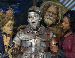 El musical 'The Wiz Live' en NBC no se tambalea frente al fútbol de la CBS