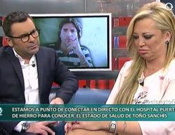 Toño Sanchís, hospitalizado al ser encontrado en su domicilio en mal estado tras su presunta traición a Belén Esteban