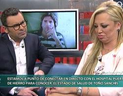 Subidón de 'Sálvame deluxe' (22,7%) con la hospitalización de Toño Sanchís. 'Tu cara me suena' (21,2%), resiste