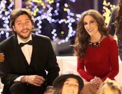 Malú y Manuel Carrasco protagonizan la felicitación navideña de Mediaset junto a concursantes de 'La Voz' y 'La Voz Kids'