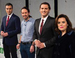 Antena 3 y laSexta triunfan con el innovador '7D: el debate decisivo', recogiendo grandes audiencias