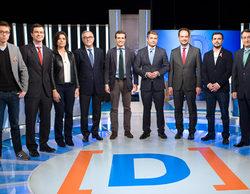'El debate de La 1' no pasa del 10,9% y a pesar de ello Bertín (17,5%) destaca en el late con el jurado de 'MasterChef'
