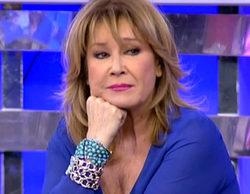 """Mila Ximénez, despedida de 'Sálvame': """"No lo he hecho bien. La culpa ha sido mía"""""""