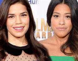 Los Globos de Oro 2016 confunden a America Ferrera con Gina Rodriguez