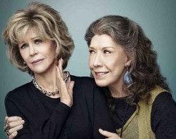 Netflix renueva 'Grace and Frankie' por una tercera temporada antes de estrenar la segunda
