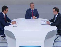 Bronca y reproches continuados en un rancio cara a cara entre Rajoy y Sánchez que acaba sin un claro ganador