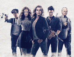 TNT renueva 'The Librarians' y 'Major Crimes', pero cancela 'Legends', 'Agent X' y 'Public Morals'