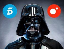 """Mediaset tematiza sus programas para celebrar el lanzamiento de """"Star Wars: El despertar de la fuerza"""""""