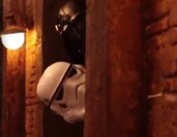 """Darth Vader y un soldado imperial viajan con 'El Ministerio del Tiempo' en una """"escena eliminada"""" de la 2ª temporada"""