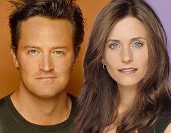 Monica y Chandler, juntos tras 'Friends'. ¿Son pareja Courteney Cox y Matthew Perry?