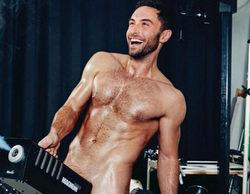 Mans Zelmerlöw, ganador de Eurovisión 2015, se desnuda con fines benéficos