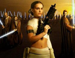 """La saga """"Star Wars"""" arrasa en Telecinco con """"La amenaza fantasma"""" (17%) y """"El ataque de los clones"""" (16,8%)"""