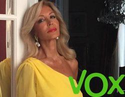 Carmen Lomana se salta la ley y pide el voto en Twitter en la jornada de reflexión