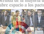 Así reflejan los diarios españoles los resultados de las elecciones más televisivas de la democracia