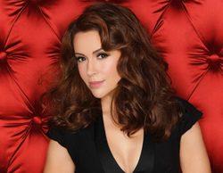 Arranca el rodaje de la cuarta temporada de 'Infieles' con... ¿la vuelta de Alyssa Milano?