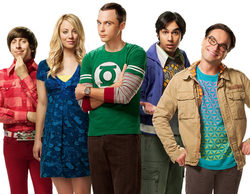 Las reposiciones de 'The Big Bang Theory' lideran frente al final de 'The Great Christmas Light Fight'