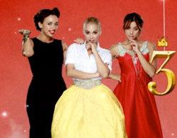 Así son las tres protagonistas de 'Un príncipe para tres princesas'