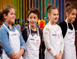 'MasterChef Junior 3' se dispara en su semifinal y marca máximo con un estupendo 16,6%
