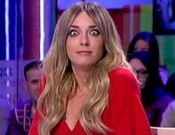 ¿Cómo reaccionaron los colaboradores de 'Zapeando' al descubrir cuál es el vestido de Cristina Pedroche?