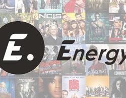 Energy gana tres décimas en diciembre convertido en canal de series