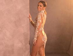 Descubre cómo se hizo el vestido de transparencias con el que impresionó Cristina Pedroche