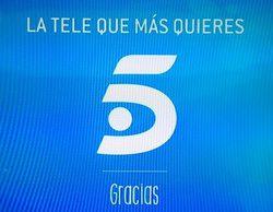 Telecinco, cadena líder en 2015, por cuarto año consecutivo
