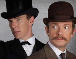 'Sherlock' regresa a la televisión británica rompiendo récords en Año Nuevo con su especial