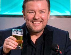"""Ricky Gervais sabe que la liará en los Globos de Oro y ya se disculpa: """"Estaba borracho y no me importaba nada"""""""
