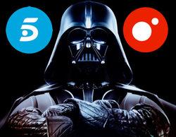 """Mediaset acierta de lleno al programar """"Star Wars"""", especialmente en Cuatro (13,8%)"""