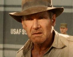 """""""Indiana Jones y el reino de la calavera de cristal"""" se apunta un estupendo 4,1% en la tarde de Neox"""
