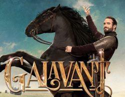 Flojos datos para el regreso de 'Galavant' y los estrenos de 'Cooper Barrett' y 'Bordertown'
