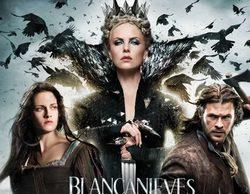 """El estreno de """"Blancanieves y la leyenda del cazador"""" (19,9%) se impone al estreno de """"Philomena"""" (14,4%)"""