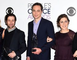'The Big Bang Theory' se alza como la clara vencedora de los People's Choice Awards 2016