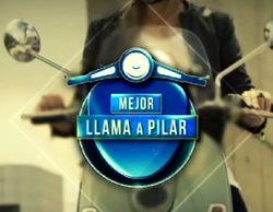 'Mejor llama a Pilar' contará con seis emisiones en su primera temporada