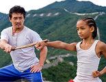 """""""Karate Kid"""" (3,1%) también funciona en Neox y se cuela entre los más visto"""