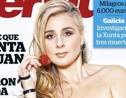 Fresita, ganadora de 'GH5', vuelve a desnudarse en Interviú casi 12 años después