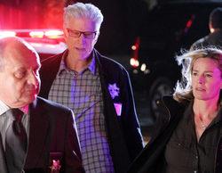 'CSI: Las Vegas' (4,9%), lo más visto del día con 559.000 espectadores en FDF