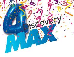 Discovery MAX cumple cuatro años tras un exitoso 2015