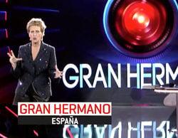 Mercedes Milá da la bienvenida al primer 'GH' en español de EEUU junto al resto de presentadores del formato en el mundo