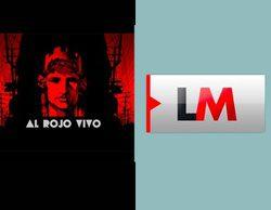 'Al rojo vivo' adelanta este miércoles su hora de inicio a las 09:30 horas y 'Las mañanas de Cuatro' a las 10:15