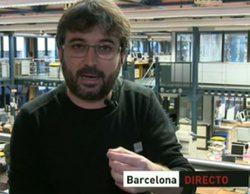 """Jordi Évole: """"Quiero felicitar a laSexta porque el domingo permitió ver lo plurinacional que es este Estado"""""""