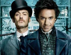 """""""Sherlock Holmes"""" (13,1%) da la sorpresa frente a los """"casados"""" (13,7%) y las """"princesas"""" (8,3%)"""
